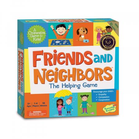 Friends and neighbors – Prieteni și vecini0