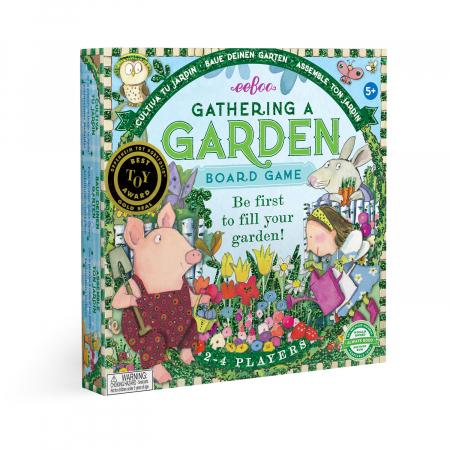 Gathering a Garden joc educativ de societate cu ruleta