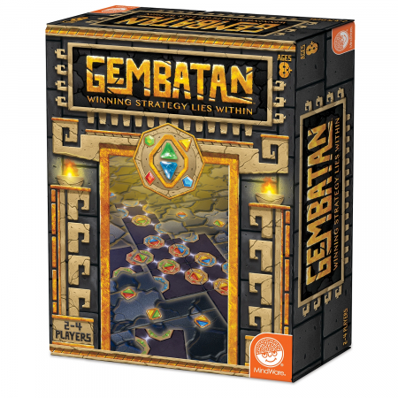 Gembatan, boardgame de strategie2