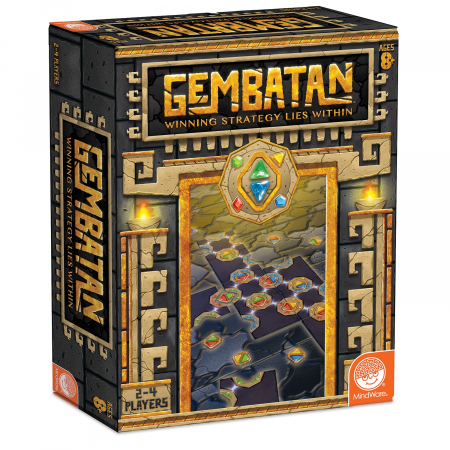 Gembatan, boardgame de strategie0
