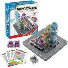 Gravity Maze (labirintul gravitației) de la Think Fun [4]