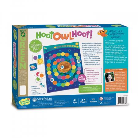 Hoot Owl Hoot! - Zboară, bufniță, zboară!1