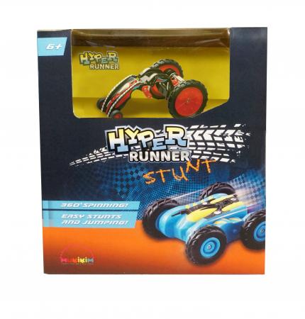 Hyper Runner Stunt - Mașină de cascadorii cu telecomandă2