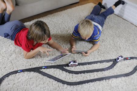 Intelino - trenuleț electric programabil2