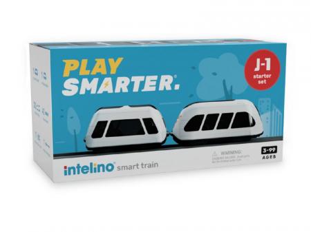 Intelino - trenuleț electric programabil0