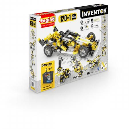 INVENTOR 120 MODELE SET MOTORIZAT - MODELE MULTIPLE [3]