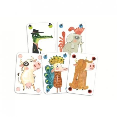 Joc de cărți Djeco Pipolo1