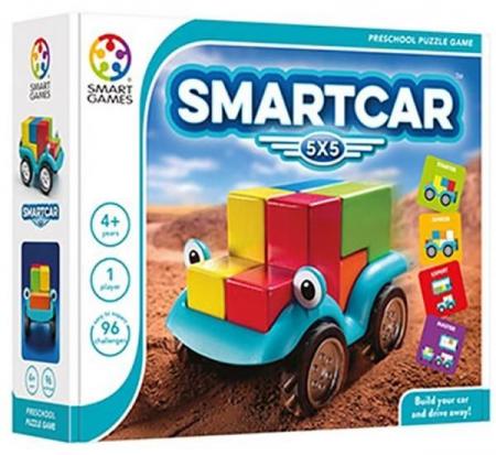 Joc de logica Smart Car 5x50