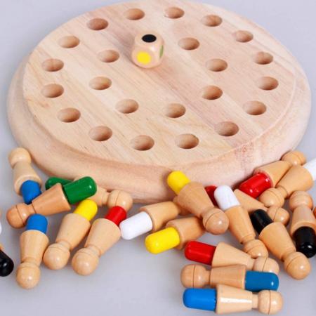 Joc de memorie pentru copii - Montessori [3]