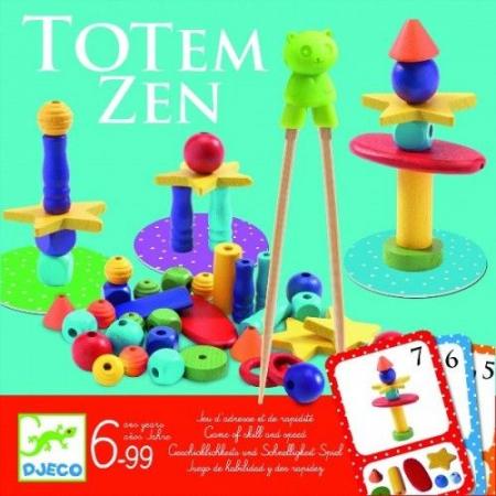 Joc de îndemânare Totem zen Djeco0