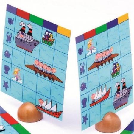 Joc de strategie Djeco Naviplouf1