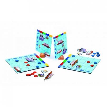 Joc de strategie Djeco Naviplouf2