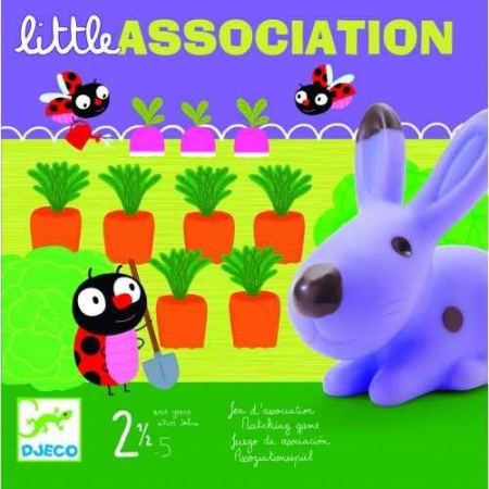 Joc Little Association Djeco0