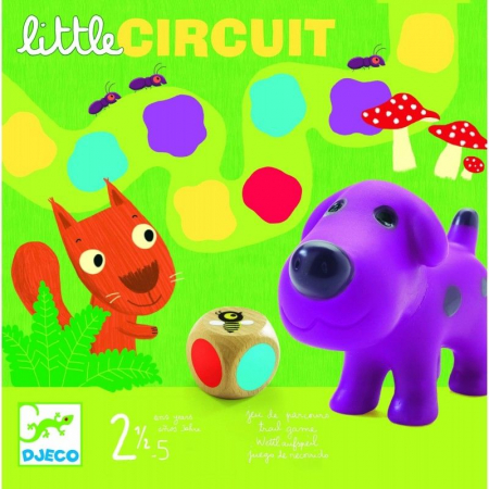 Joc Little Circuit Djeco0