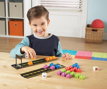 Joc matematic - Raliul numerelor [2]