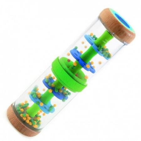 Jucărie bebe Ploaie colorată Verde Djeco [1]