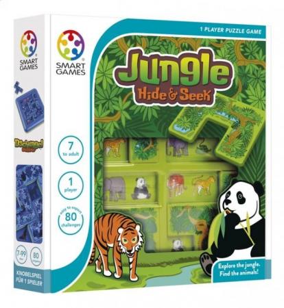 Jungle - Hide & Seek - puzzle provocator [0]