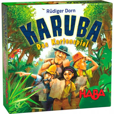 Karuba – jocul de cărți, Haba0