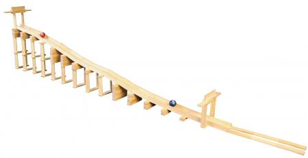 KEVA Contraptions 200 Plank Set, joc de construcție cu piese de lemn1