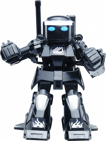 Set de 2 roboți cu telecomandă, pentru copii - KO Bot2