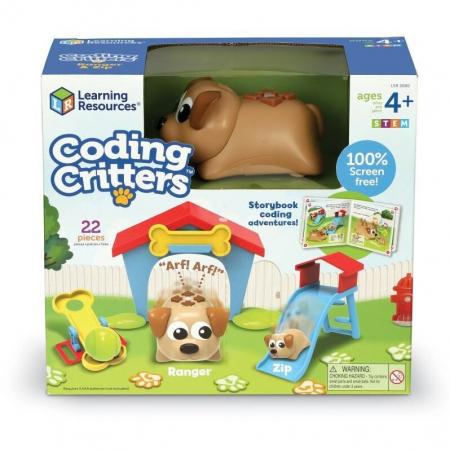 Learning Resources Joc codare - Căţeluşii jucăuşi0