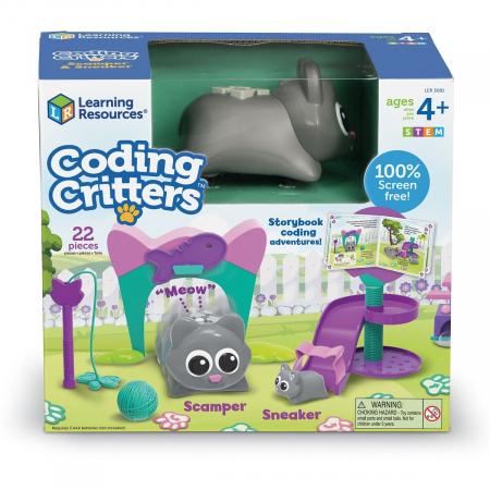 Learning Resources Joc codare - Pisicuţele jucăuşe0