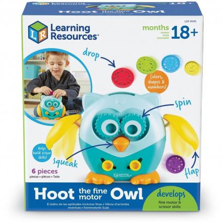 Learning Resources Joc interactiv - Bufnița cea isteață0
