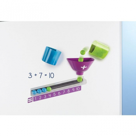 Learning Resources Joc magnetic - Distracție matematică3