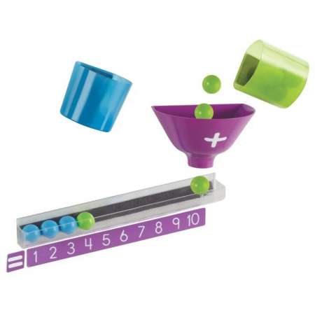 Learning Resources Joc magnetic - Distracție matematică2