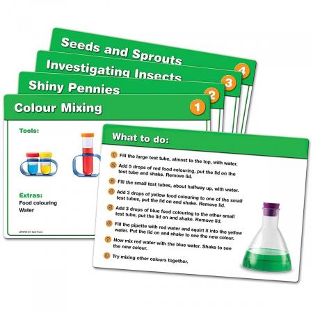 Learning Resources Set de știință primar3