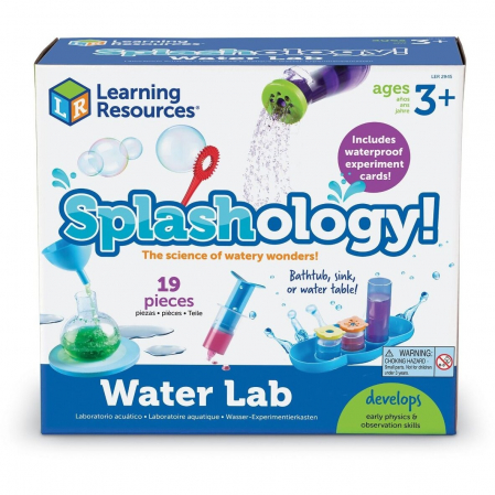 Learning Resources Splashology - Laboratorul apei3