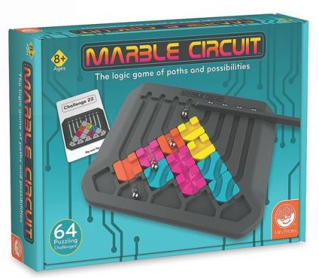 Marble Circuit, labirint cu bile, joc de logică și strategie0