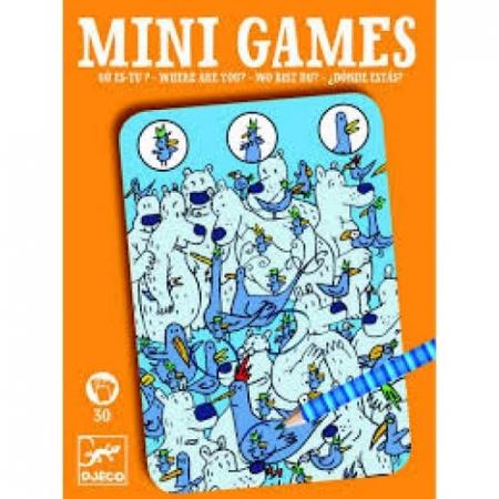 Mini games Djeco găsește personajul (2)0