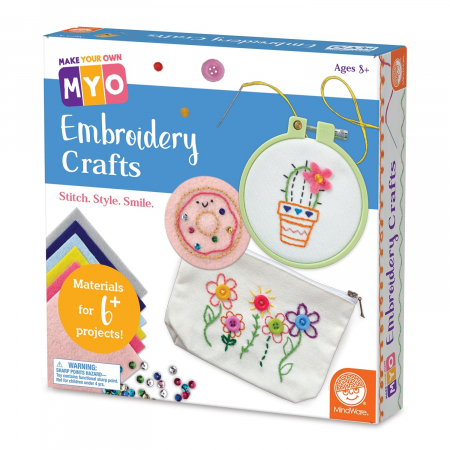 MYO Embroidery Crafts0