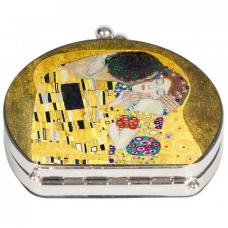 Oglindă Fridolin Klimt, Sărutul0