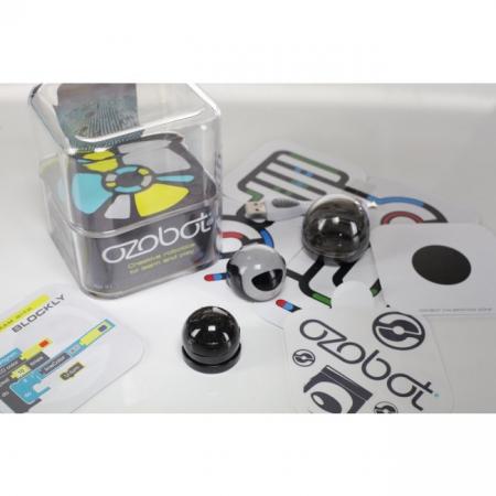 Ozobot Bit Single smart mini robot - Titanium Black1