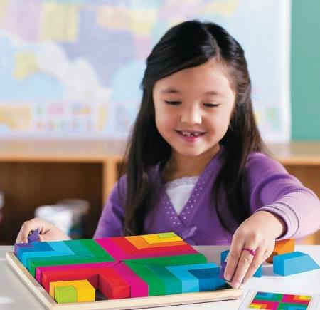 Pattern play - joc de construcție din lemn1