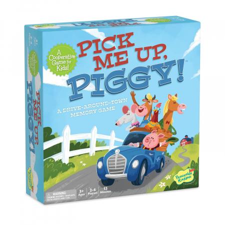 Pick me up Piggy - Ia-mă și pe mine, Purceluș0