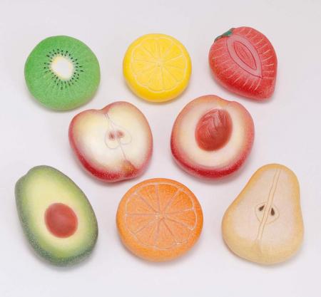 Pietre senzoriale - Fructe [9]