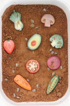 Pietre senzoriale - Fructe [8]