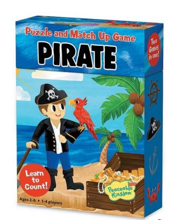 Pirates Match Up Game0