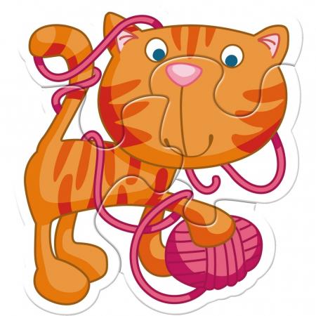 Puzzle-uri cu animale - Haba3