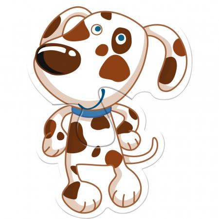 Puzzle-uri cu animale - Haba4