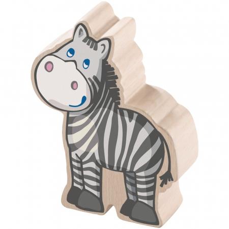 Puzzle-uri cu animale: La zoo - Haba3