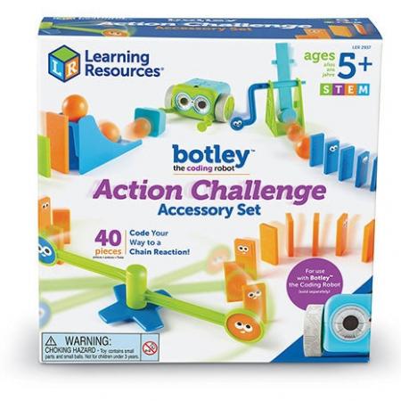 Roboțelul Botley, set de accesorii0