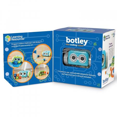 Roboțelul Botley - Set STEM -  Learning Resources0