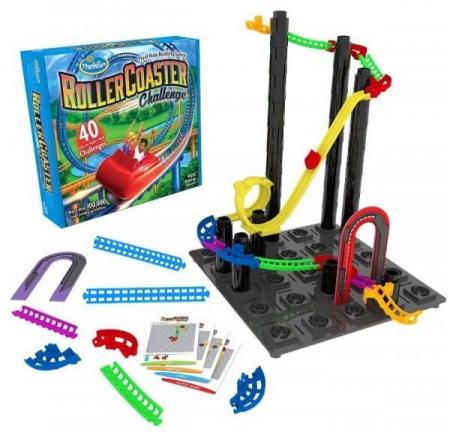 Roller Coaster Challenge4