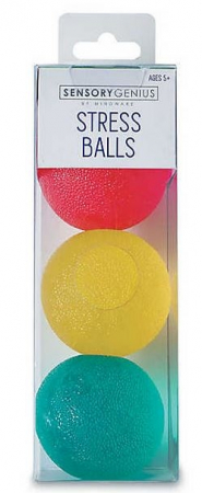Sensory Genius: Stress Balls0