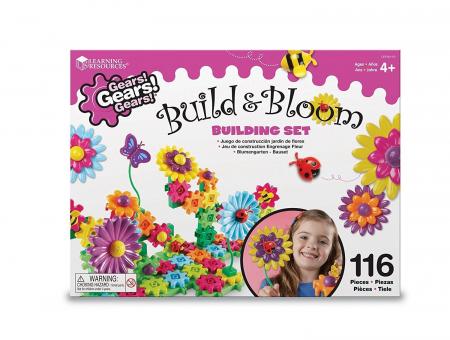 Set de constructie - Gears! Floral [0]