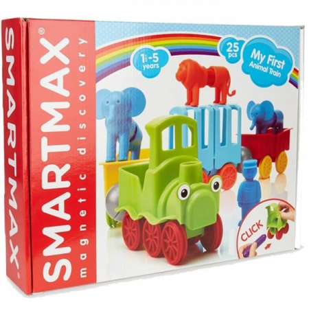 Set SMARTMAX My First - Animal Train0